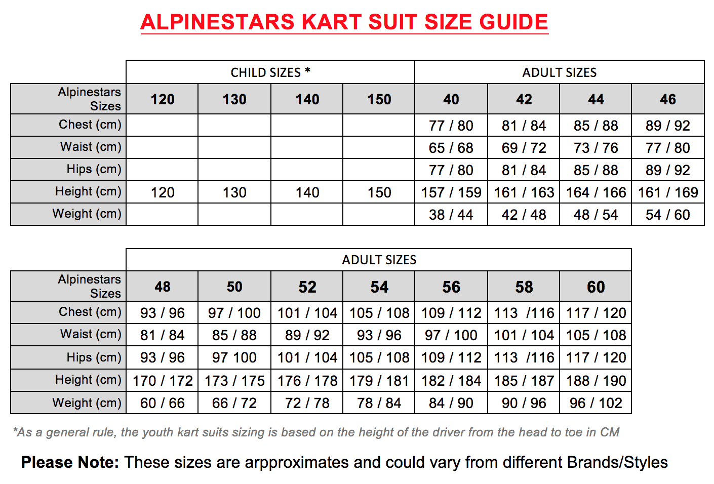 Kid Sizes To Adult Sizes Shoes