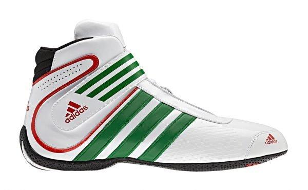 Adidas XLT Kart Boot - White/Green