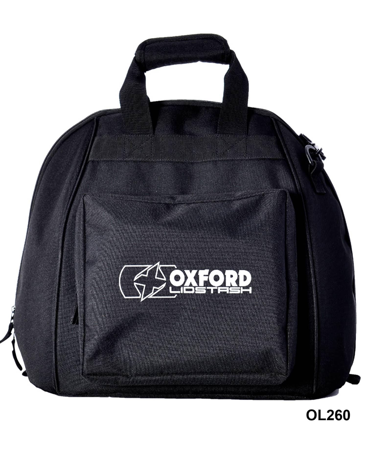 a32c27a477 Oxford Products Deluxe Fleece Lined LidStash Helmet Bag - OL260