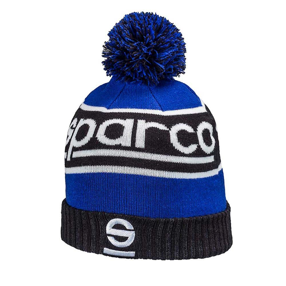 Sparco Beanie Bobble Hat  80f017f2216